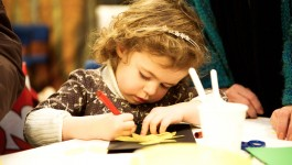 Art workshops at Swansea Museum