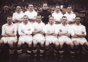 Swansea Town 1937-38 [Click to enlarge image]