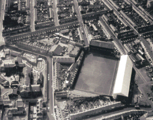Ariel view of the Vetch Field [Click to enlarge image]
