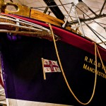 William Gammon lifeboat in Swansea Museum's Landore collection centre