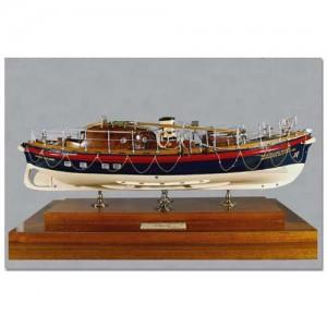 Model of Mumbles Lifeboat - William Gammon