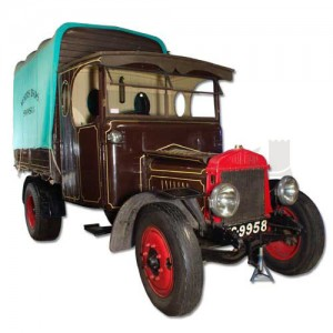 Morris Brothers Lorry