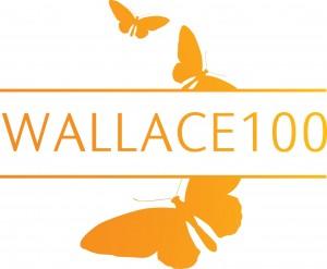 wallace 100 Logo