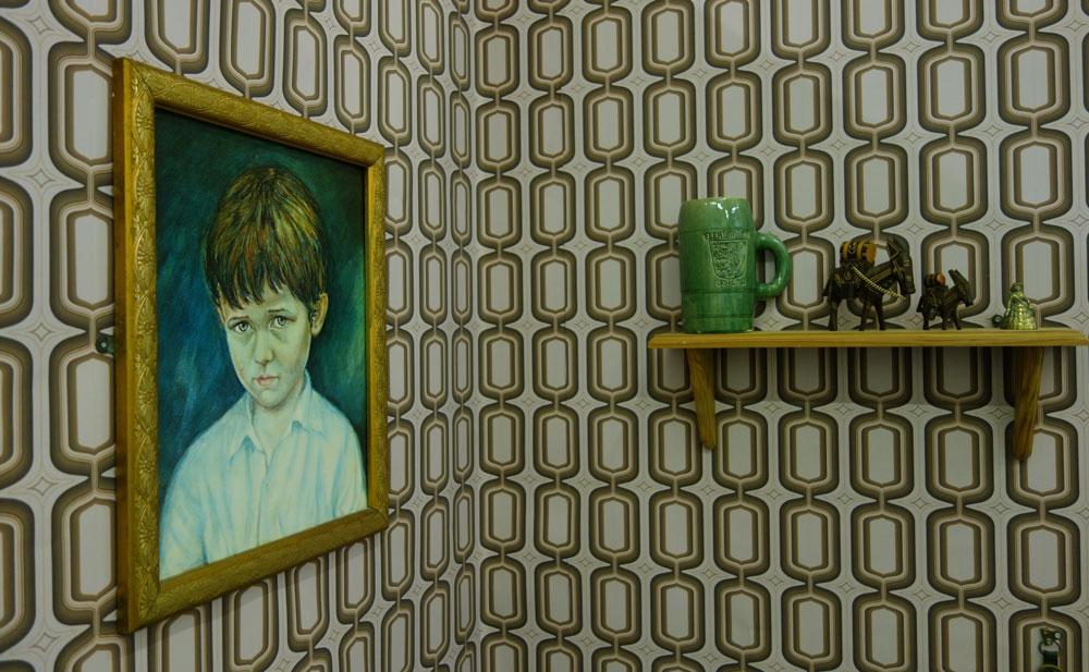 Living room detail - Inside Welsh Homes
