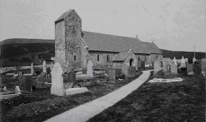 Rhossili-Church
