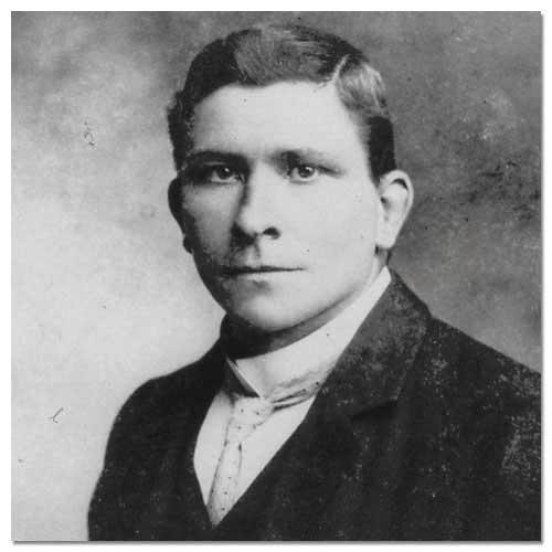 edgar evans in 1904