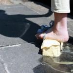 Butter Shoes (still from film), Amy Sharrocks, cinematographer Iris Long