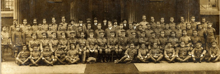 Swansea and the Great War 1914 – 1918.