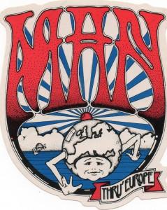 TheMan Sticker 1