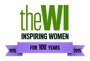 WI Centenary logo